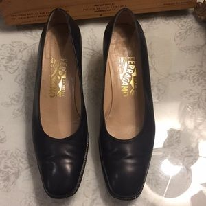 Salvatore Ferragamo shoes made in Italy